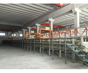 Barrel Plating Plant plating equipment Copper Zinc plating machine
