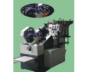 Bolt end cutting/drilling machine