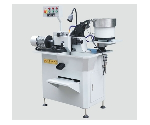 Head Slotted Screw Making Machine