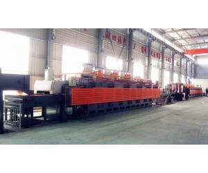 Controlled atmosphere heat treatment furnaces