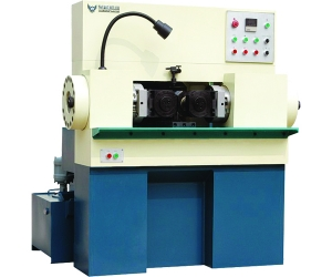 Round type thread rolling machine
