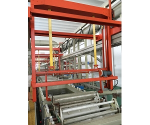baril zinc placage ligne de production de placage