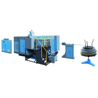 5 Station automatic bolt making machine