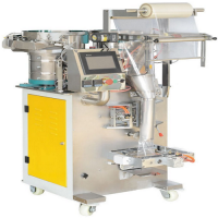 China automatic screw packaging machine factory