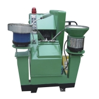 Nylon washer assembly machine