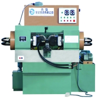 China Round die thread trolling machine factory