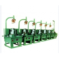 China pulley type wire drawing machine factory
